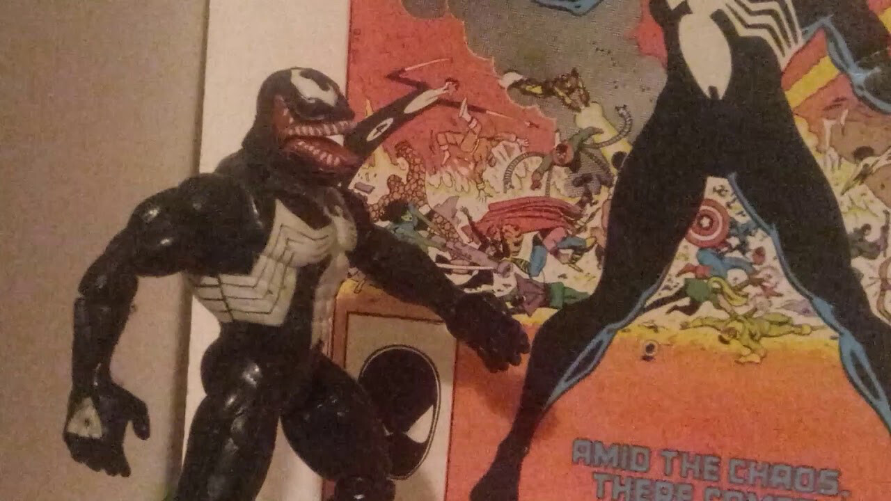 Spider-Man/Venom: Not-So-Secret Wars